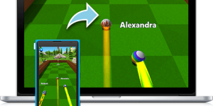 Jouer à Golf Battle sur Mac